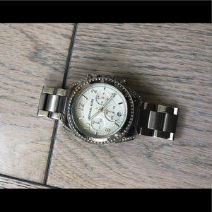 Women's Chronograph Ritz Stainless Steel Watch